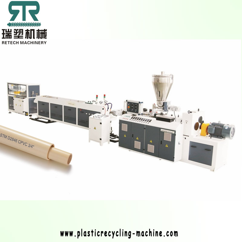 Plastic PVC|PE|PP|PPR|Agriculture Water|Gas|Irrigation Pipe|Faux Marble Sheet|Foam Board Floor|Roofing Tile|Extruder|Extrusion Making Machine Production Line