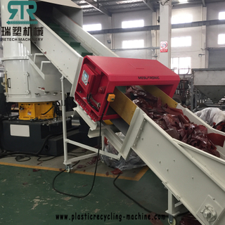 Direct one-step process of PE/PP film scraps plastic film recycling machine pelletizing line