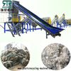 PP PE LDPE LLDPE film compactor two stage recycling granulating machine