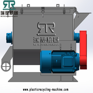Plastic PP LDPE film PET HDPE bottle flakes water moisture centrifugal Mechanical dryer/Dewatering Machine/Horizontal Dehydrator