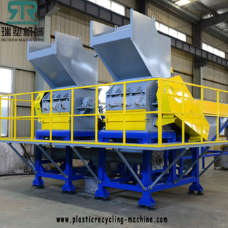 Plastic Density Separation Color Sorting Material Separator Crushing Separating Recycling Line