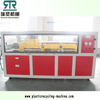 WPC PVC Plastic Board/ Plate/ Panel/ Sheet Extrusion Production Machine Line