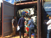 49 Shipping Containers To Be Returned To The US Australia And Europe From Indonesia